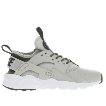 Nike Grey Huarache Run Ultra Unisex Youth