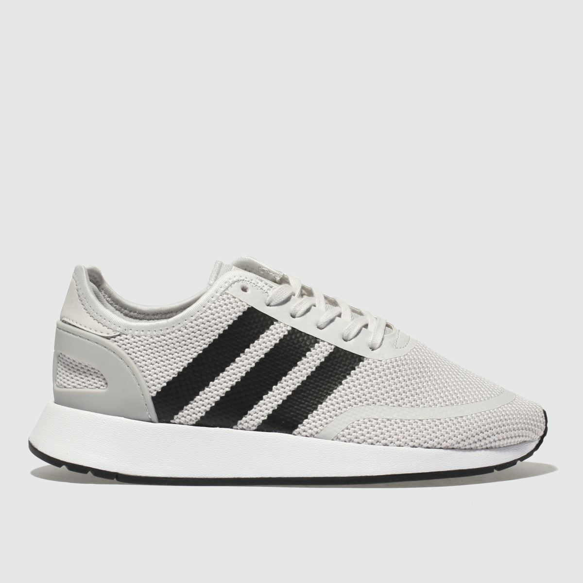 Adidas Light Grey N-5923 Trainers Youth