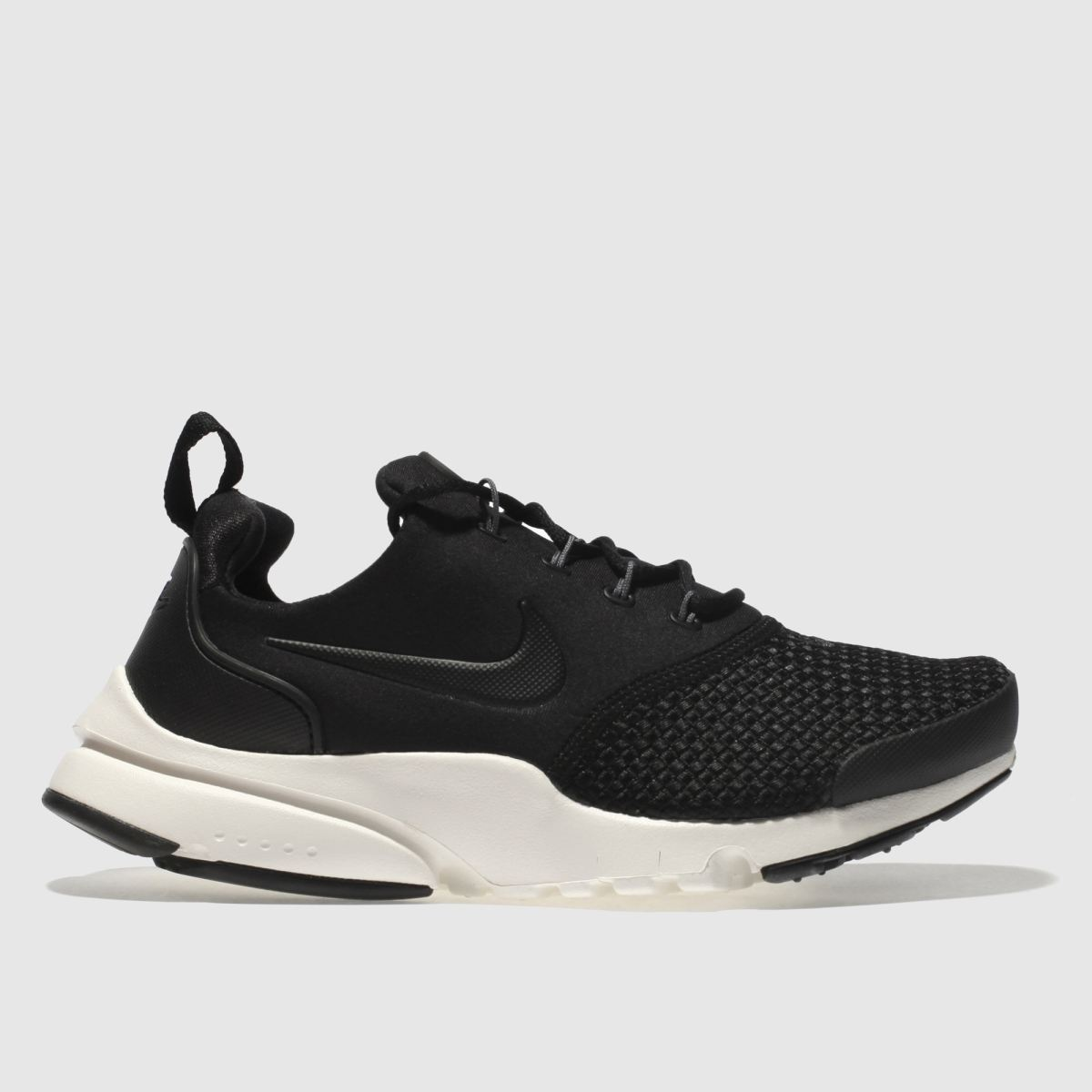 Nike Black Presto Fly Youth Trainers