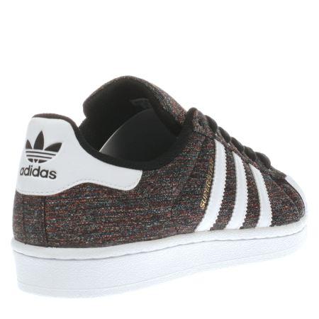 Adidas Superstar Kids Black