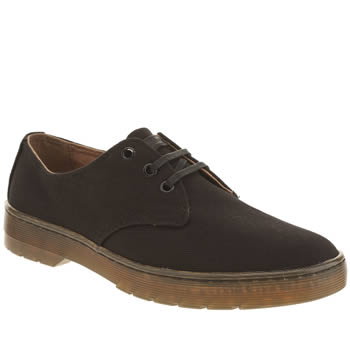Mens Dr Martens Black Cruise Delray Shoes