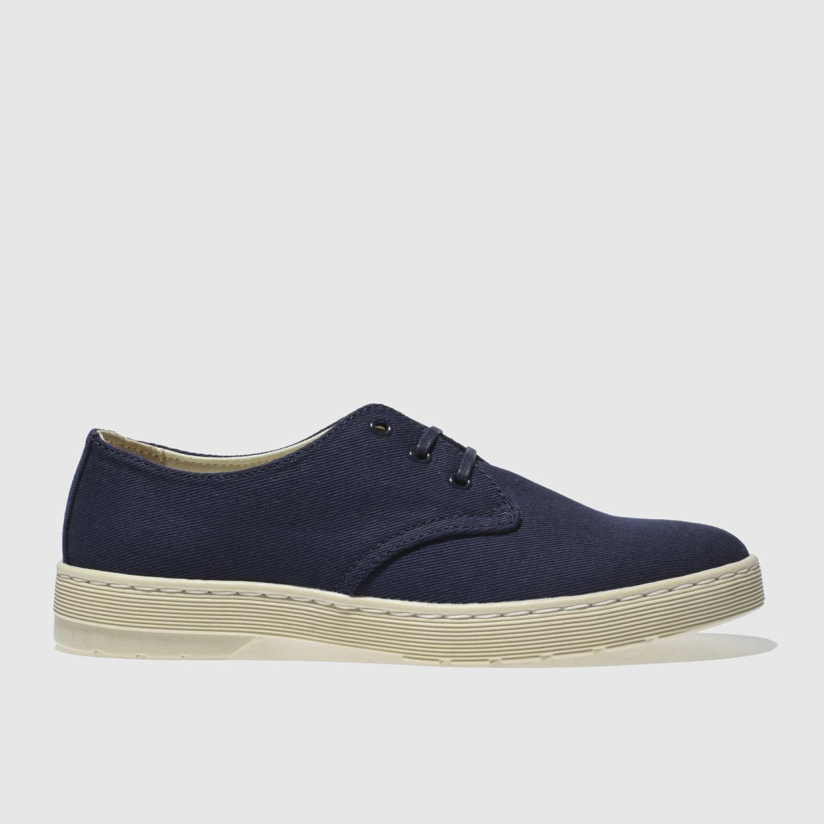 Dr Martens Navy Delray Shoes