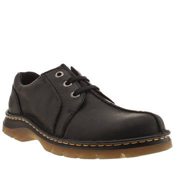 Mens Dr Martens Black Zak Ripley Shoes
