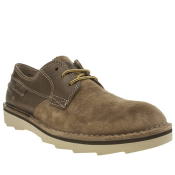 Mens Caterpillar Brown Callum Shoes