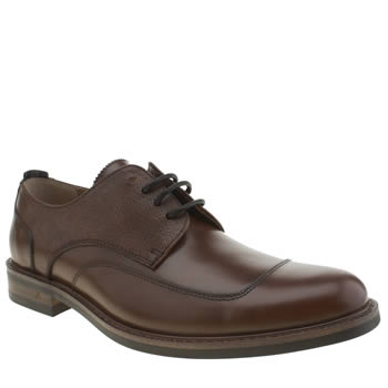 Mens Peter Werth Tan Atkinson Ucap Shoes