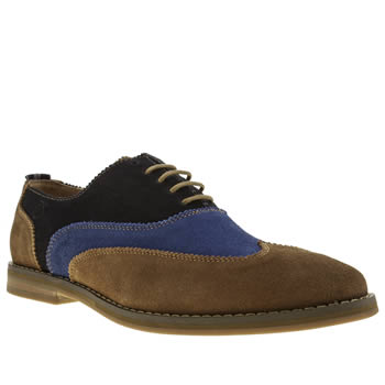 Peter Werth Multi Nesbitt Wing Oxford Shoes
