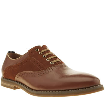 Peter Werth Tan Nesbitt Saddle Shoes
