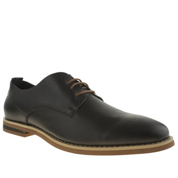 Peter Werth Black Nesbitt Decon Mens Shoes