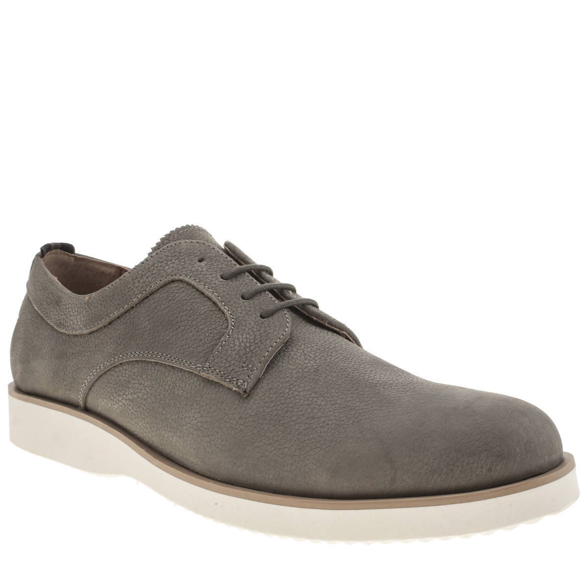 Peter Werth Peter Werth Grey Kinglsey Derby Shoes