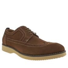 Peter Werth Tan Turnmill Stitch Mens Shoes