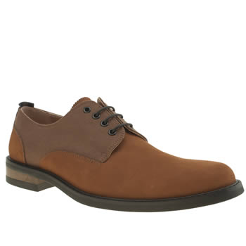 Peter Werth Tan Atkinson Derby Shoes