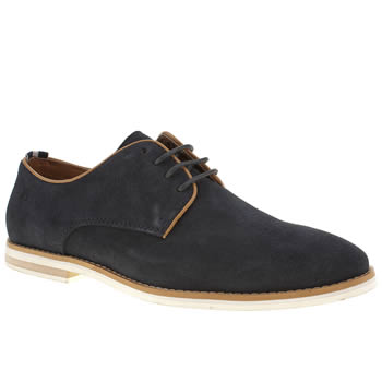 Peter Werth Navy Nesbitt Ii Shoes