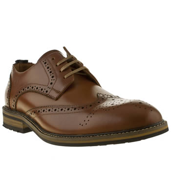 Mens Peter Werth Tan Turnmill 2 Shoes