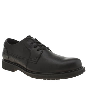 Caterpillar Black Cason Shoes