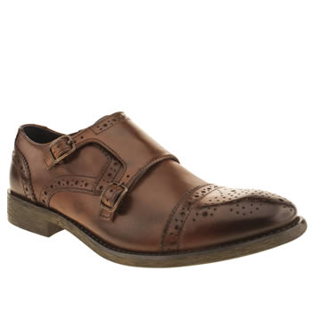 mens base london brown engine shoes