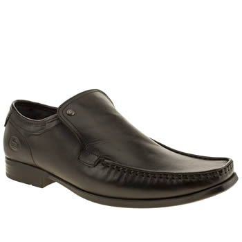 Mens Base London Black Par Shoes