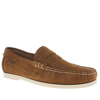 Mens Polo Ralph Lauren Brown Bjorn Shoes