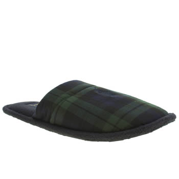 Polo Ralph Lauren Navy Slipper Slippers