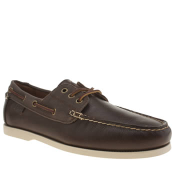Mens Polo Ralph Lauren Brown Bienne Ii Shoes