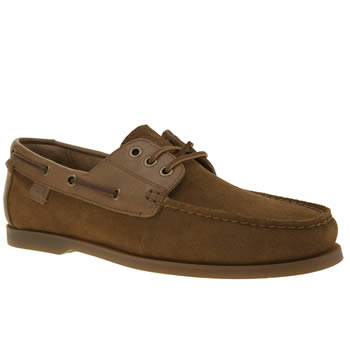 Polo Ralph Lauren Tan Bienne Mens Shoes