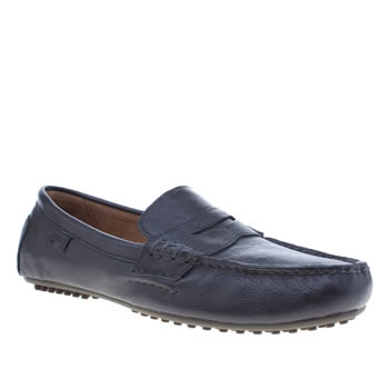 Polo Ralph Lauren Navy Wes E Ii Mens Shoes