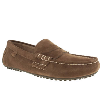 Polo Ralph Lauren Tan Wes Shoes