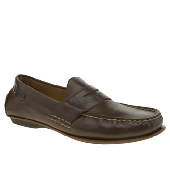 Polo Ralph Lauren Brown Daniels Shoes
