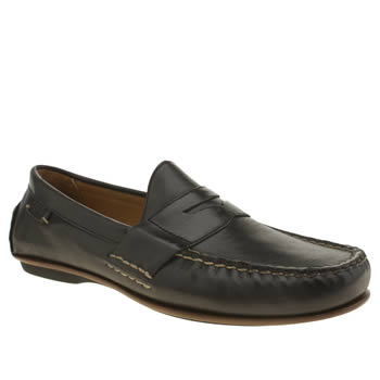 Polo Ralph Lauren Black Daniels Shoes