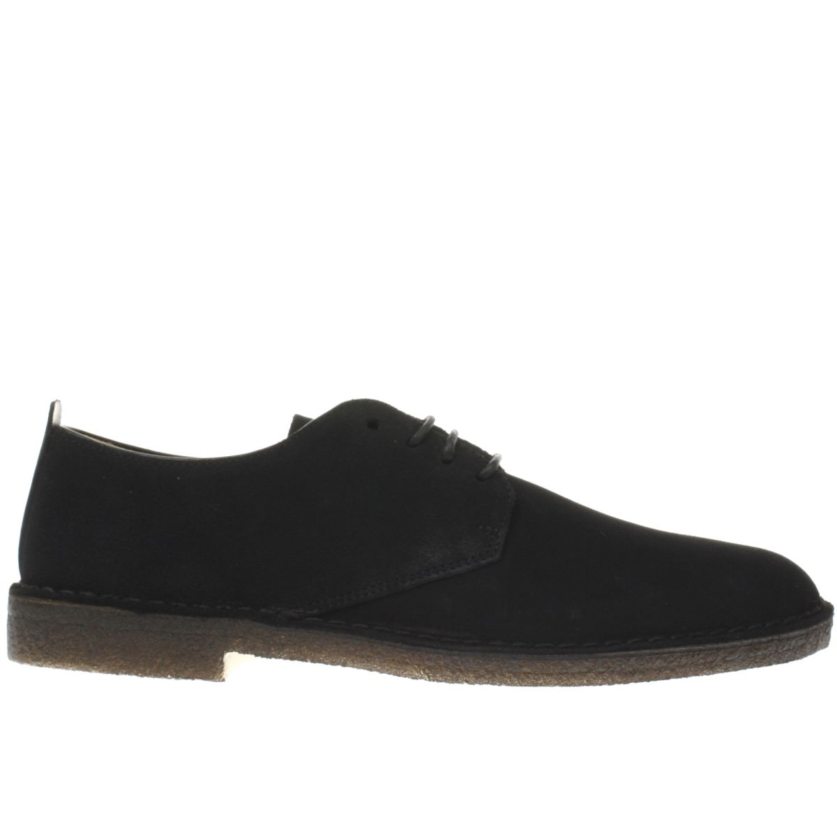 clarks originals black desert london shoes