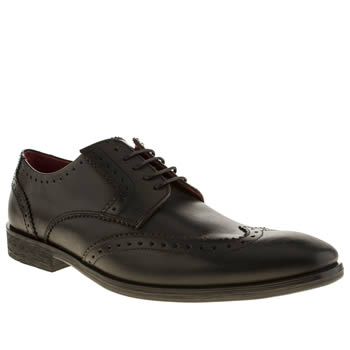 Base London Black Caraway Shoes