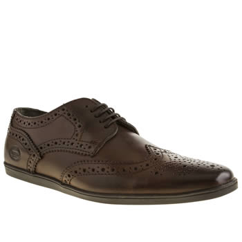 Base London Brown Coast Shoes