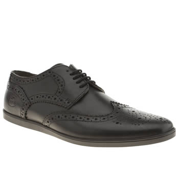 Mens Base London Black Base Coast Shoes