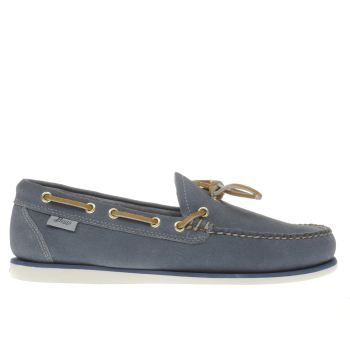 Bass Blue Decker Moc Lite Mens Shoes