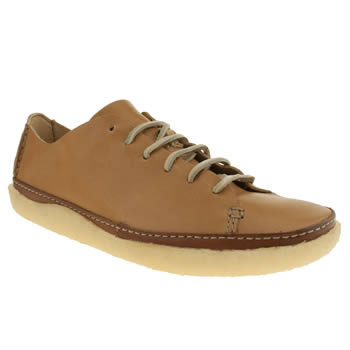 mens clarks originals tan vulco arrow shoes