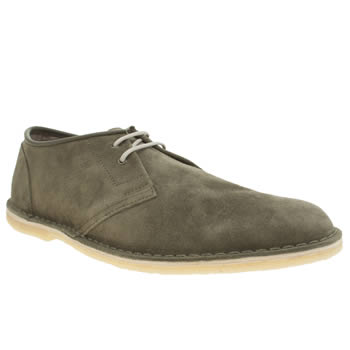 Clarks Originals Dark Green Jink 2 Shoes