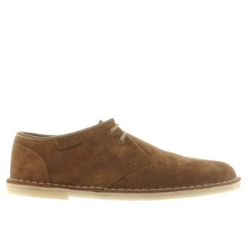 Clarks Originals Brown Jink 2 Mens Shoes