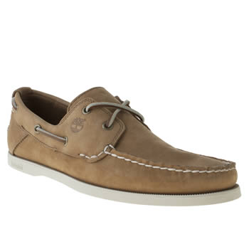 Timberland Tan Earthkeepers Heritage Boat 2 E Shoes
