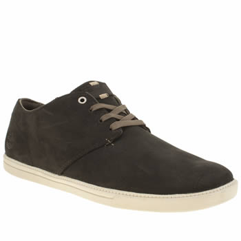 Timberland Black Fulk Low Profile Mens Shoes