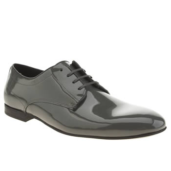 Mens Red Or Dead Grey Mr Hoffman Gibson Shoes