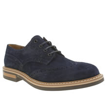 Red Or Dead Navy Mr Renton 2 Mens Shoes