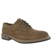 Red Or Dead Tan Mr Renton 2 Mens Shoes