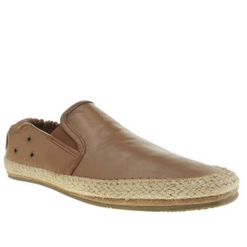 H By Hudson Tan Espadrille Shoes