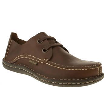 mens red or dead dark brown mr hamilton apron shoes