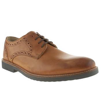 Ikon Tan Walnut Pt Gibson Shoes