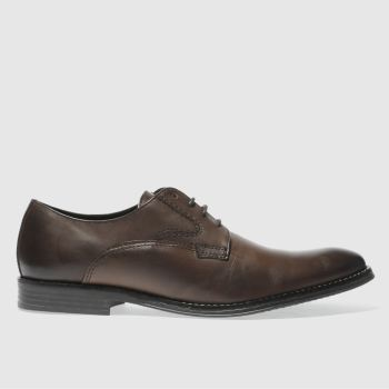 Ikon Brown Poster Pt Mens Shoes