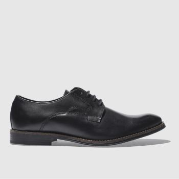 Ikon Black Spider Gibson Mens Shoes