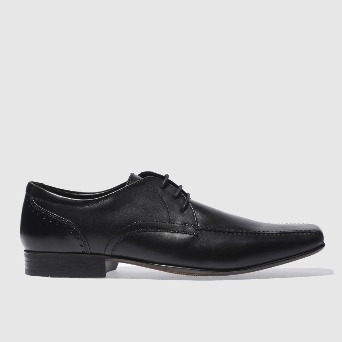 Ikon Ikon Black English Ii Lace Shoes