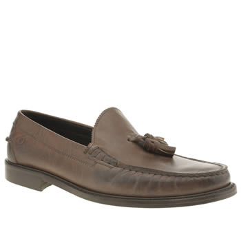 Red Or Dead Brown Mr Banks Penny Mens Shoes