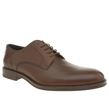 Red Or Dead Brown Mr Walsh Lace Shoes