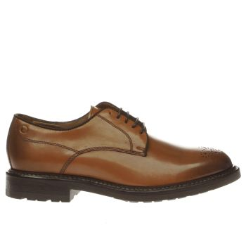 Red Or Dead Tan Mr Crooks Rose Derby Mens Shoes